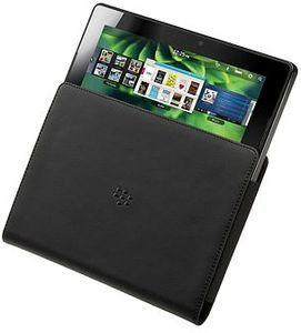Blackberry sleeve for Playbook black (ACC-39319-201) -- The RIM and BlackBerry families of related marks, images and symbols are the exclusive properties of, and trademarks of, Research In Motion – used by permission.