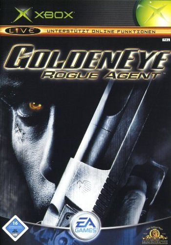 Goldeneye 2: Rogue Agent (deutsch) (Xbox) -- via Amazon Partnerprogramm