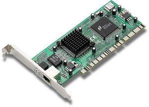 TRENDnet TEG-PCITX2, 1x 1000Base-T, 64bit PCI