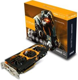 Sapphire Toxic Radeon R9 270X, 2GB GDDR5, 2x DVI, HDMI, DP, full retail (11217-02-40G)