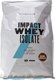 Myprotein Impact Whey Isolate Natural Chocolate 2.5kg