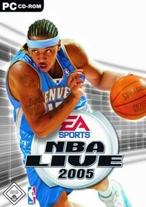 EA Sports NBA Live 2005 (niemiecki) (PC)