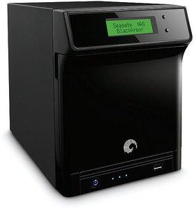 Seagate BlackArmor NAS 440 12TB, 2x Gb LAN (STAU12000200)
