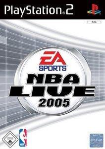 EA Sports NBA Live 2005 (German) (PS2)