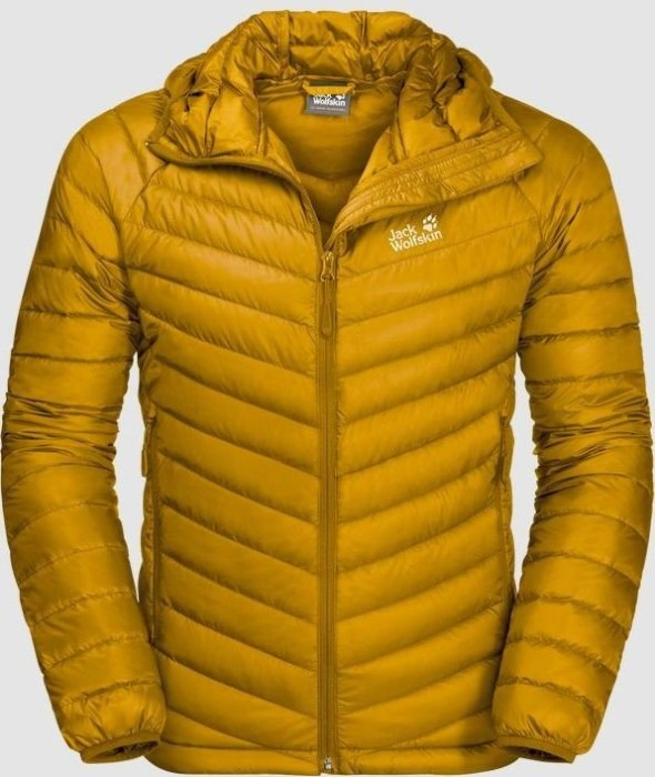 Jack Wolfskin Atmosphere Jacket golden yellow (men) (1204421-3015)