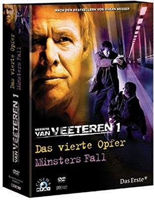 Van Veeteren Vol. 1: Das vierte Opfer/Münsters Fall -- via Amazon Partnerprogramm
