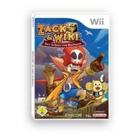 Zack & Wiki: Der Schatz von Barbaros (Wii)