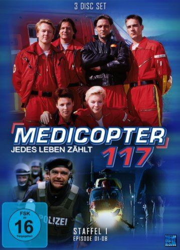 Medicopter Staffel 1 -- via Amazon Partnerprogramm