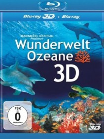 IMAX: Wunderwelt Ozeane (3D) (Blu-ray)
