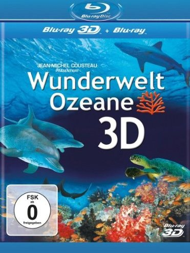 IMAX: Wunderwelt Ozeane (3D) (Blu-ray) -- via Amazon Partnerprogramm