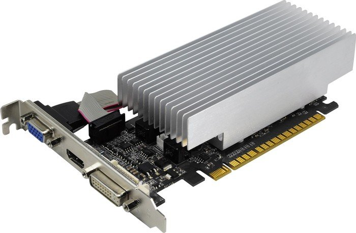 Palit GeForce GT 610, 1GB DDR3, VGA, DVI, HDMI (NEAT6100HD06-1193F)