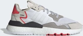 adidas Nite Jogger cloud white/crystal white/shock red (F34123)
