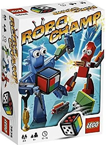 LEGO Robo Champ (3835) -- via Amazon Partnerprogramm