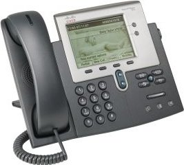 Cisco 7942G Unified IP Phone incl. Call manager Express License (CP-7942G-CCME)
