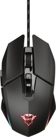 Trust Gaming GXT 950 Idon Illuminated Gaming Mouse schwarz, USB (23645)