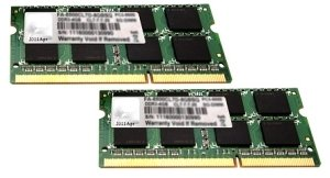 G.Skill SQ Series SO-DIMM Kit 8GB, DDR3-1600, CL9-9-9-28 (F3-12800CL9D-8GBSQ)