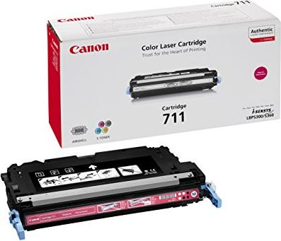 Canon CRG-711M toner purpurowy (1658B002) -- via Amazon Partnerprogramm