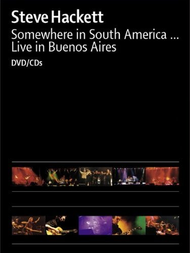 Steve Hackett - Somewhere In South America -- via Amazon Partnerprogramm