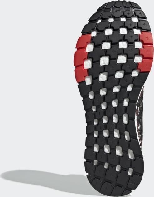 adidas Pure Boost RBL carbon core black active red (men) (F35781 ... 0e2107876