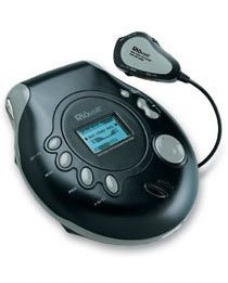 SONICblue RioVolt SP250, Audio CD/MP3/WMA-player with Radio
