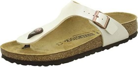 Birkenstock Gizeh magic snake white (Damen) (1009115)