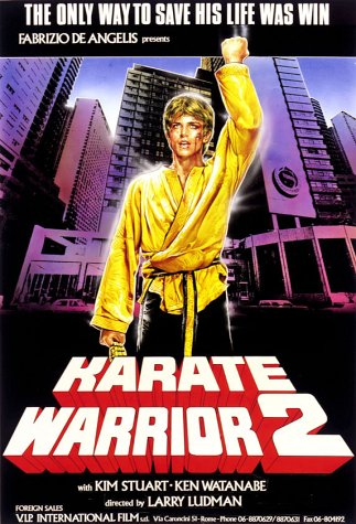 Karate Warrior 2 - Blood Tiger -- via Amazon Partnerprogramm