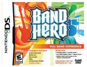 Band Hero - Full Band Experience (deutsch) (DS)