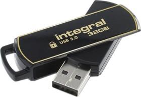 Integral Secure 360 32GB, Secure Lock II, USB-A 3.0 (INFD32GB360SEC3.0)