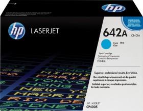 HP Toner 642A cyan (CB401A)