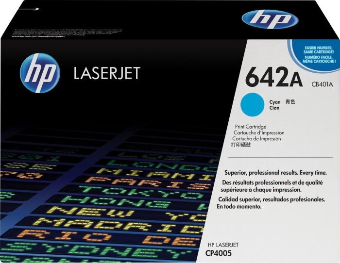 HP toner CB401A błękit