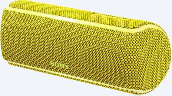 Sony SRS-XB21 gelb