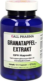 pomegranate extract GPH capsules, 120 pieces