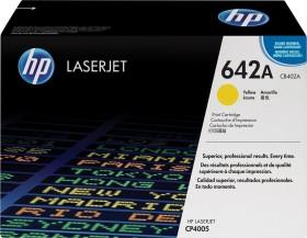 HP Toner 642A gelb (CB402A)