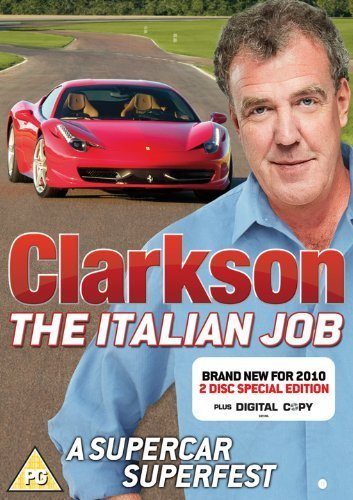 Car: Clarkson - The italian job (UK) -- via Amazon Partnerprogramm
