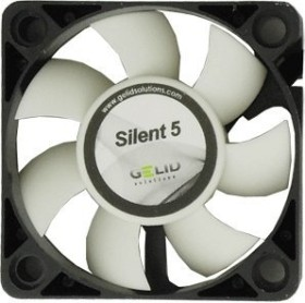 Gelid Solutions Silent 5, 50mm (FN-SX05-40)