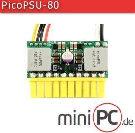 Mini-Box PicoPSU-80, 80W extern