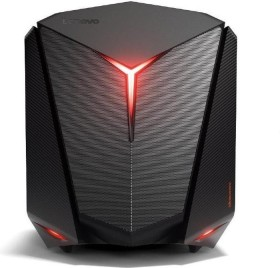 Lenovo IdeaCentre Y720 Cube-15ISH, Core i5-7400, 8GB RAM, 1TB HDD, 128GB SSD, Windows 10 Home (90H20014GE)