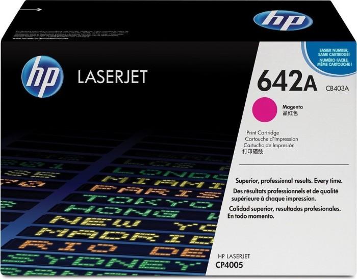 HP Toner CB403A magenta