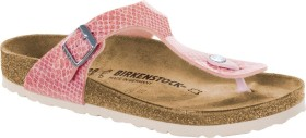 Birkenstock Gizeh magic snake rose (Damen) (1009121)