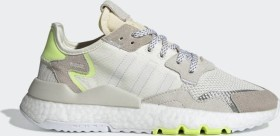 adidas Nite Jogger off white/ftwr white/hi-res yellow (Damen) (CG6098)