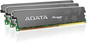 ADATA XPG X Series DIMM Kit  6GB PC3-12800U CL7-9-7-21 (DDR3-1600) (AX3U1600XB2G79-3X)