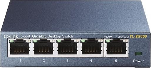 TP-Link TL-SG10 Desktop Switch, 5x RJ-45 (TL-SG105)