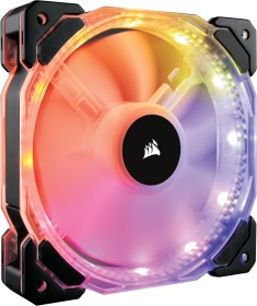 Corsair Air Series HD140 LED RGB High Static Pressure PWM, 140mm (CO-9050068-WW)