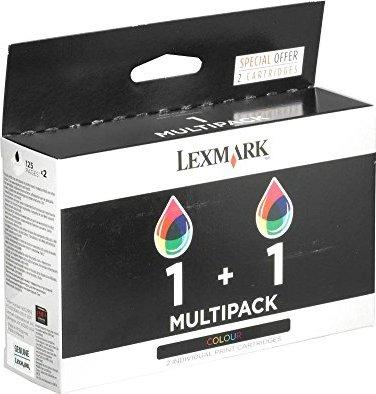 Lexmark 1 głowica drukująca z tuszem kolorowym, sztuk 2 (80D2955) -- via Amazon Partnerprogramm