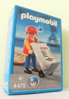 playmobil - Summer Fun - Hafenarbeiter mit Sackkarre (4475) -- via Amazon Partnerprogramm