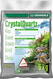 Dennerle Kristall-Quarzkies schiefergrau 5kg (1748)