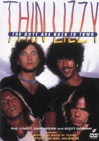 Thin Lizzy - The Boys Are Back in Town -- via Amazon Partnerprogramm