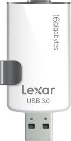 Lexar JumpDrive M20i 16GB, USB-A 3.0/USB 2.0 Micro-B (LJDM20I-16GBBEU)