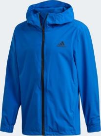 adidas BSC 3-Stripes Rain.Dry Jacke blau (Herren) (FI0571)