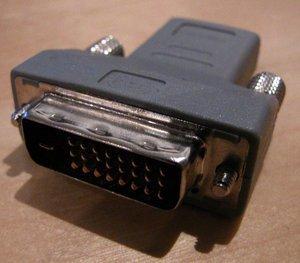 ATI HDMI/DVI Adapter für Radeon HD 2000 Serie (verschiedene Hersteller) -- © bepixelung.org